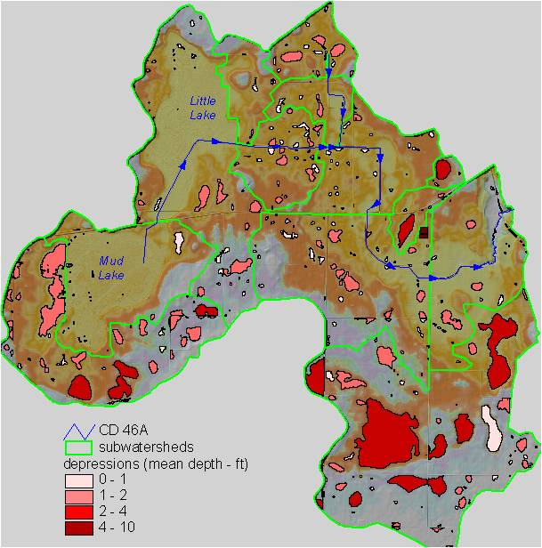Using Lidar Data To Protect Water Quality - Us-water-quality-map