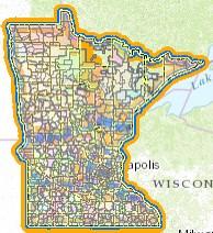 Princeton Minnesota Map.Minnesota Telecommunication Data And Maps